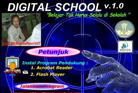 Cover Digital School