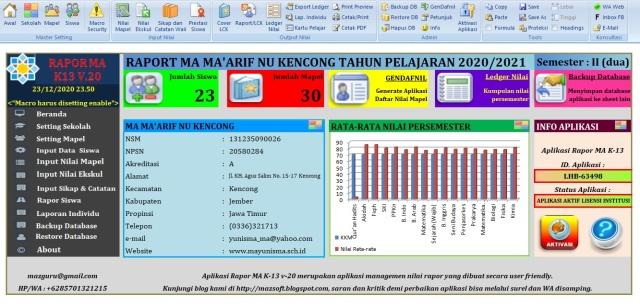 Raport MA Ketr K13 v-20