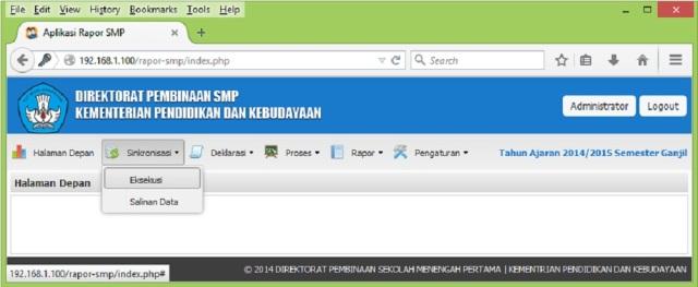 e-rapor-smp